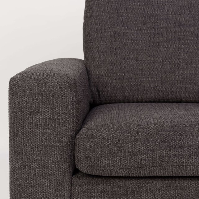 Fotelja Jean Anthracite