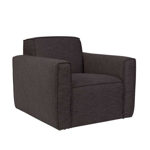 Fotelja Bor Anthracite