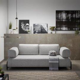 Sofa Compo Grey