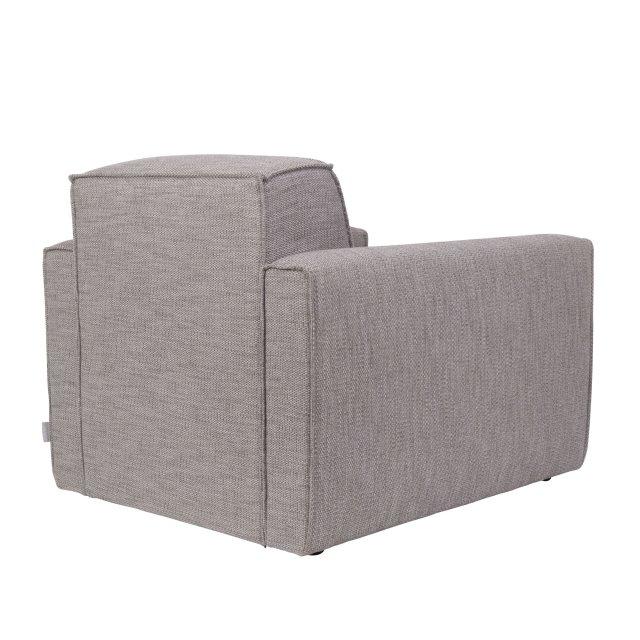 Fotelja Bor Grey