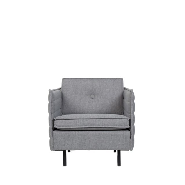 Fotelja Jaey Comfort Light Grey