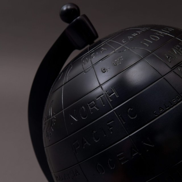 Dekoracija Globe Miles S