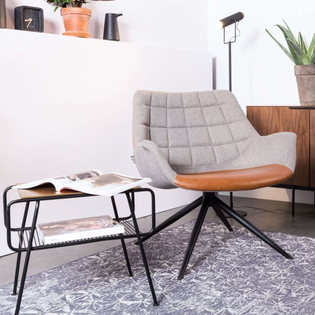 Fotelja Doulton Vintage Brown