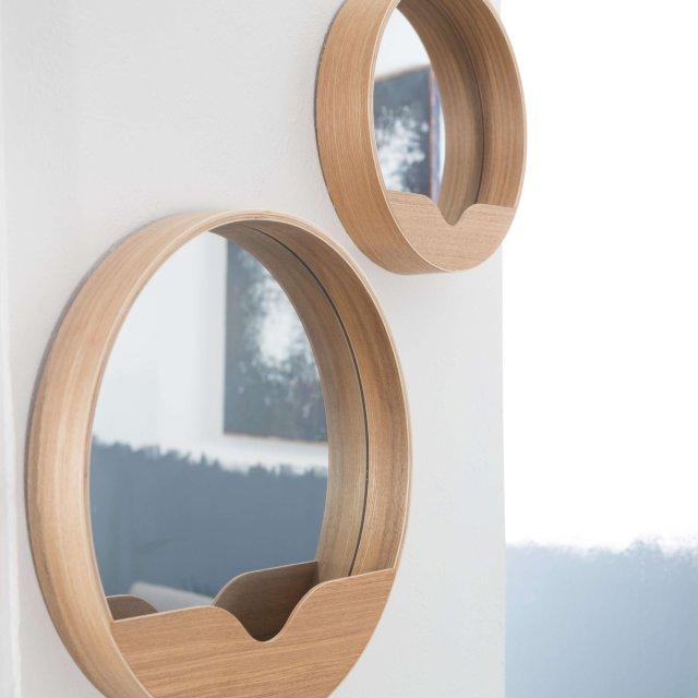 Ogledalo Round Wall 40