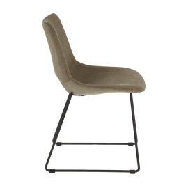 Stolica Ziggy Taupe