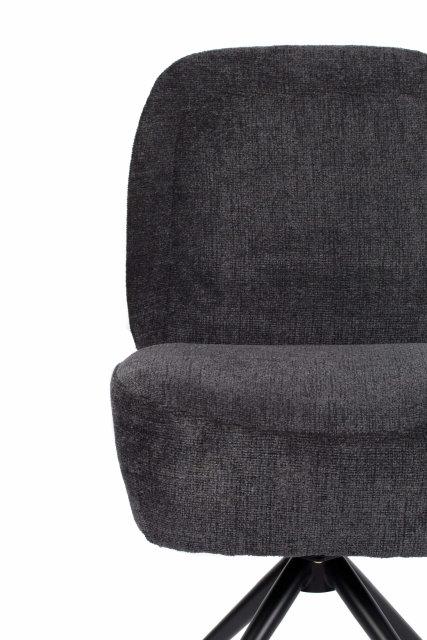 Fotelja Dusk Dark Grey FR
