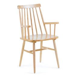 Stolica s rukonaslonom Kristie Natural