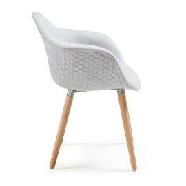 Stolica s rukonaslonom Kenna Beige