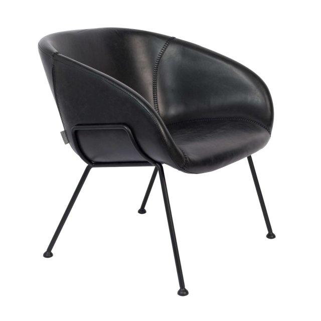 Fotelja Feston Black
