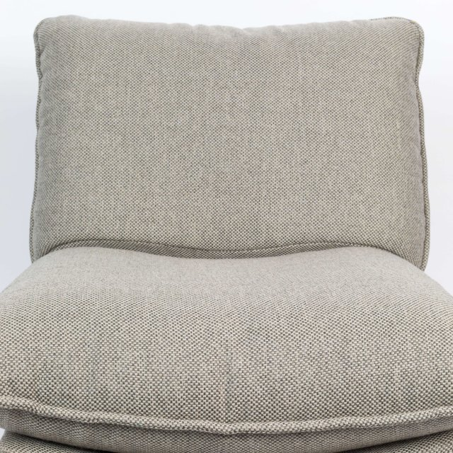 Fotelja Lazy Sack Light Grey