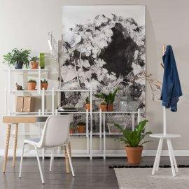 Vješalica Table Tree White