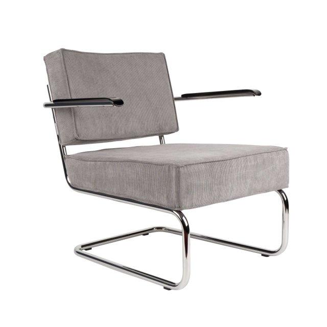 Fotelja Ridge Rib Arm Cool Grey