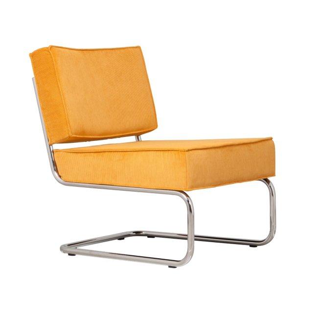 Fotelja Ridge Rib Yellow