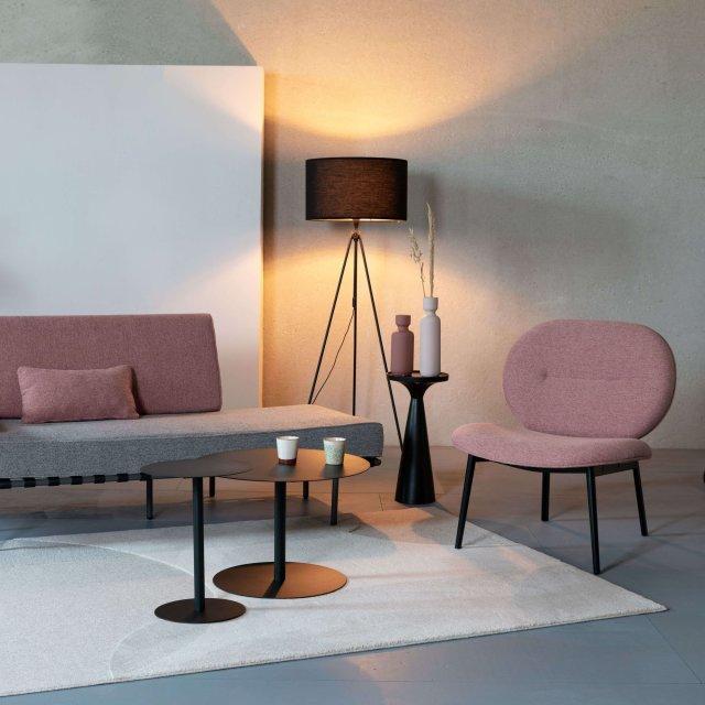 Fotelja Spike Pink