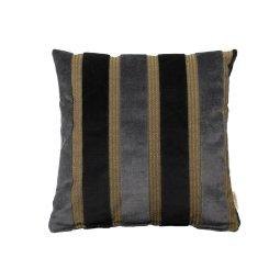 Ukrasni jastuk Scott Black/Grey