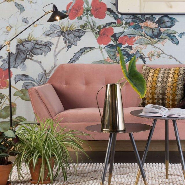 Sofa Kate Pink Clay