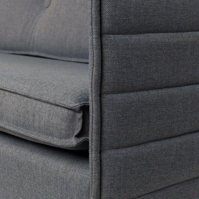 Sofa Jaey Comfort Grey/Blue