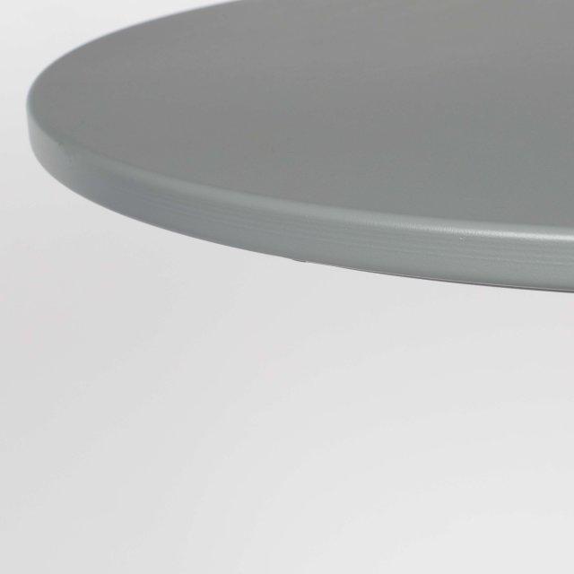 Bistro stol Metsu Light Grey
