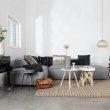 Kutna sofa Fat Freddy Comfort Light Grey