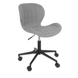 Uredska stolica OMG Black/Grey