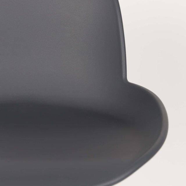 Barska stolica Albert Kuip Dark Grey