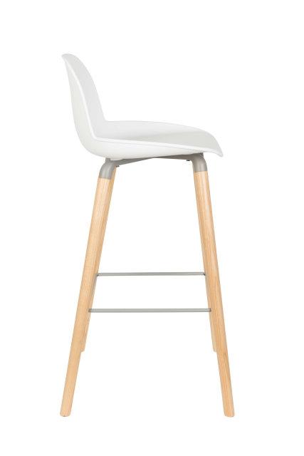 Barska stolica Albert Kuip White