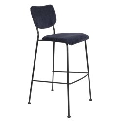Barska stolica Benson Dark Blue