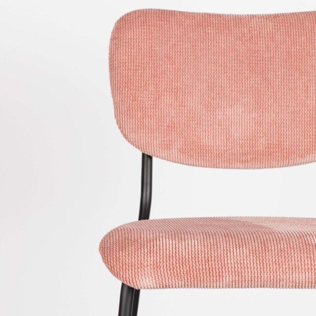 Barska stolica Benson Pink
