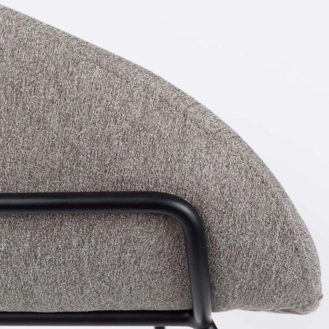Barska stolica Feston Fab Grey