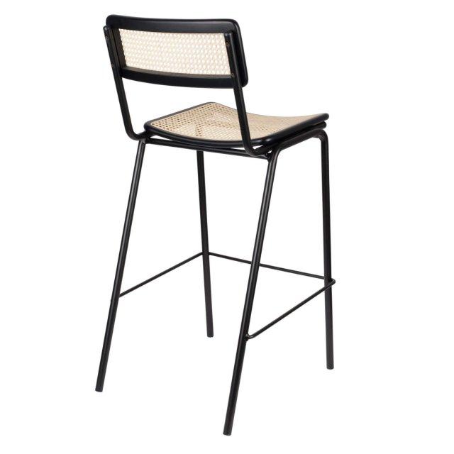 Barska stolica Jort Black/Natural