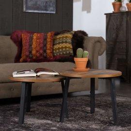 Stolić za kavu Mundu - set od 2 kom.