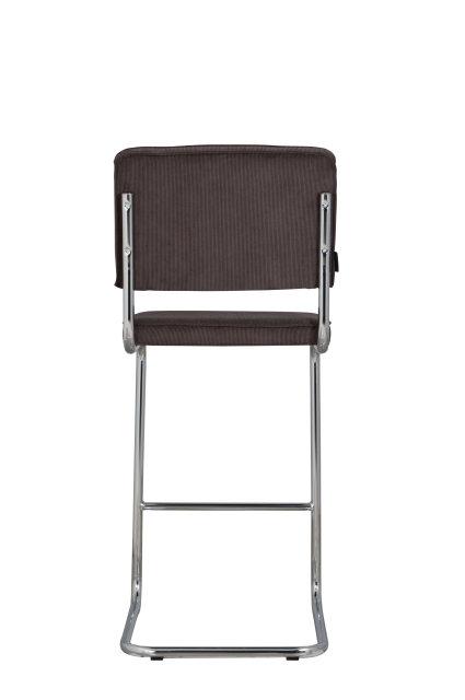 Barska stolica Ridge Rib Grey