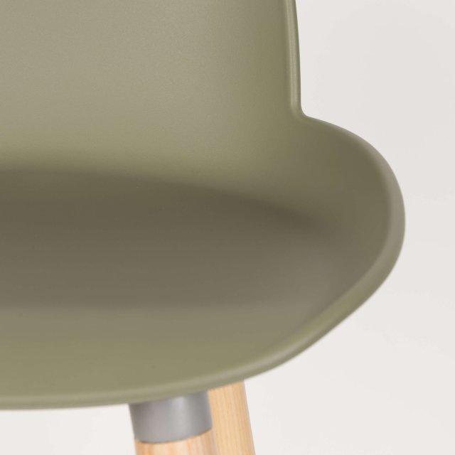 Polubarska stolica Albert Kuip Green