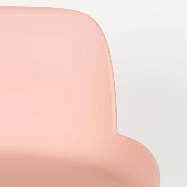 Polubarska stolica Albert Kuip Old Pink