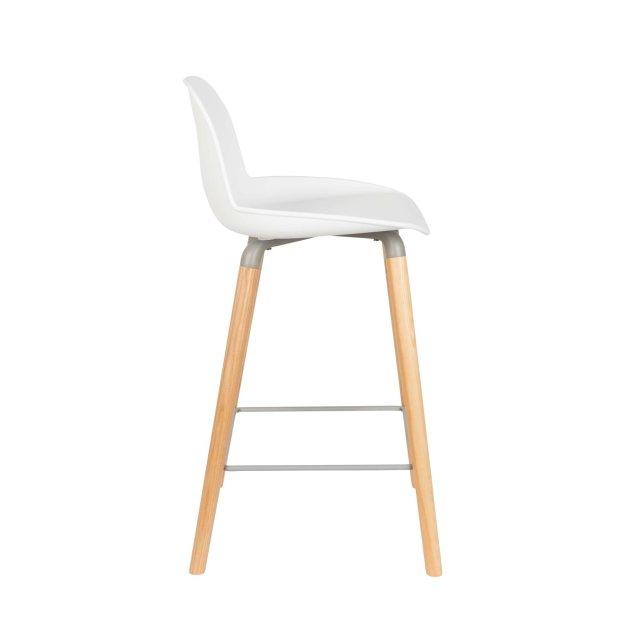 Polubarska stolica Albert Kuip White