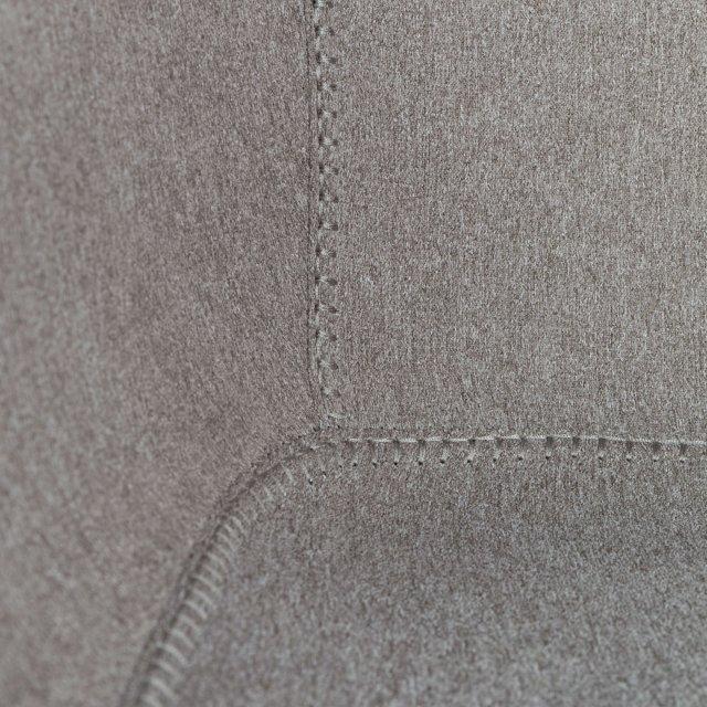 Polubarska stolica Feston Fab Grey