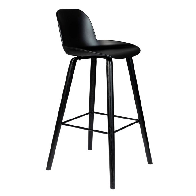 Barska stolica Albert Kuip All Black