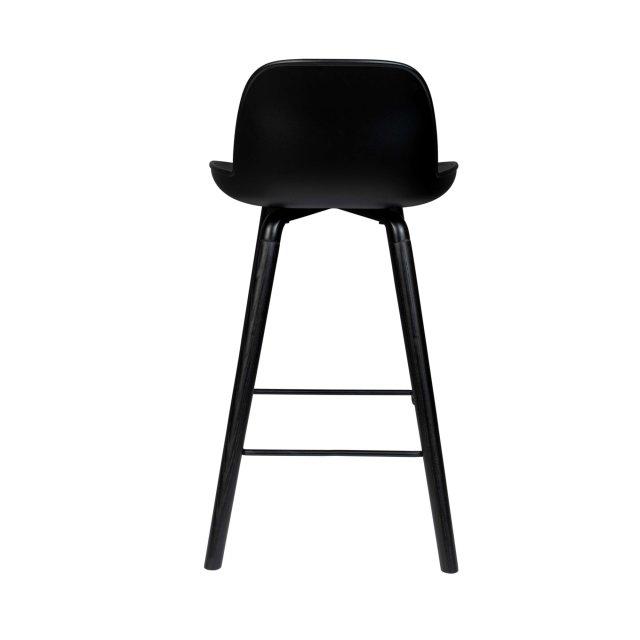 Polubarska stolica Albert Kuip All Black