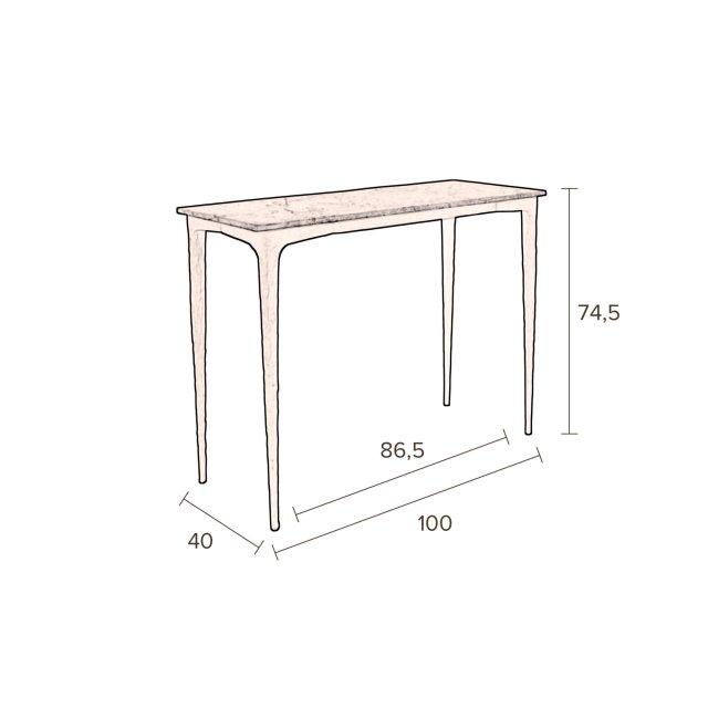 Konzolni stol Rocco