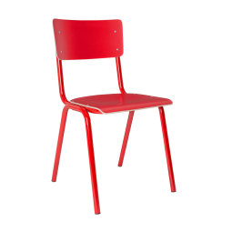 Stolica Back to School HPL Red