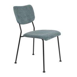 Stolica Benson Grey Blue