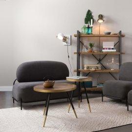 Sofa Polly Grey