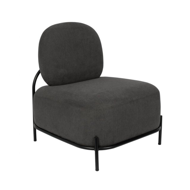 Fotelja Polly Grey