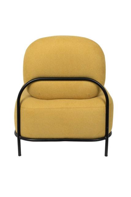 Fotelja Polly Yellow