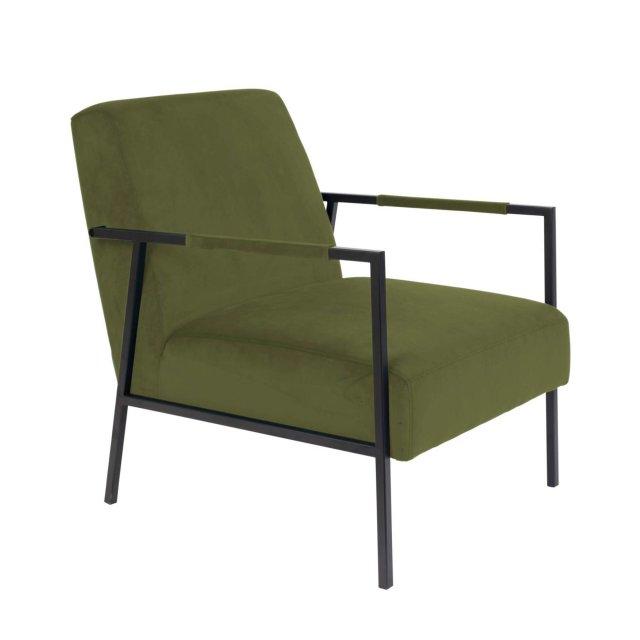 Fotelja Wakasan Olive