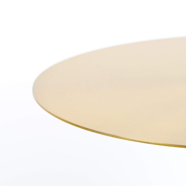 Pomoćni stolić Snow Brushed Brass