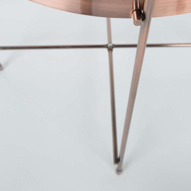 Pomoćni stolić Cupid Copper