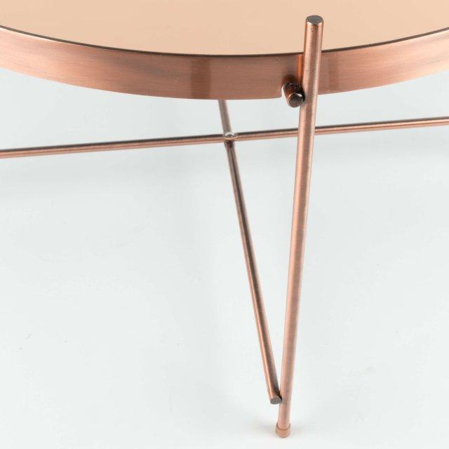 Pomoćni stolić Cupid Large Copper