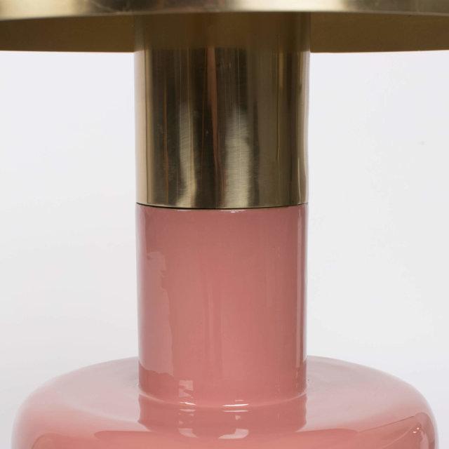 Pomoćni stolić Glam Pink